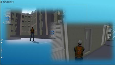 高层办公楼全过程BIM应用施工动画演示高清版