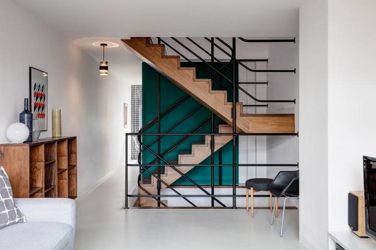 伦敦巴比肯庄园公寓改造-6