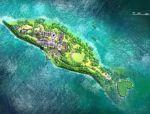 安康瀛湖·金螺岛——当景观邂逅爱情