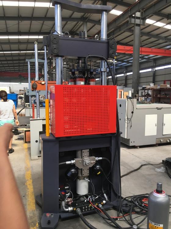 济南一诺PDW500机车车辆缓冲器试一线品牌