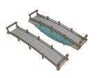 13套拱桥精SU模型