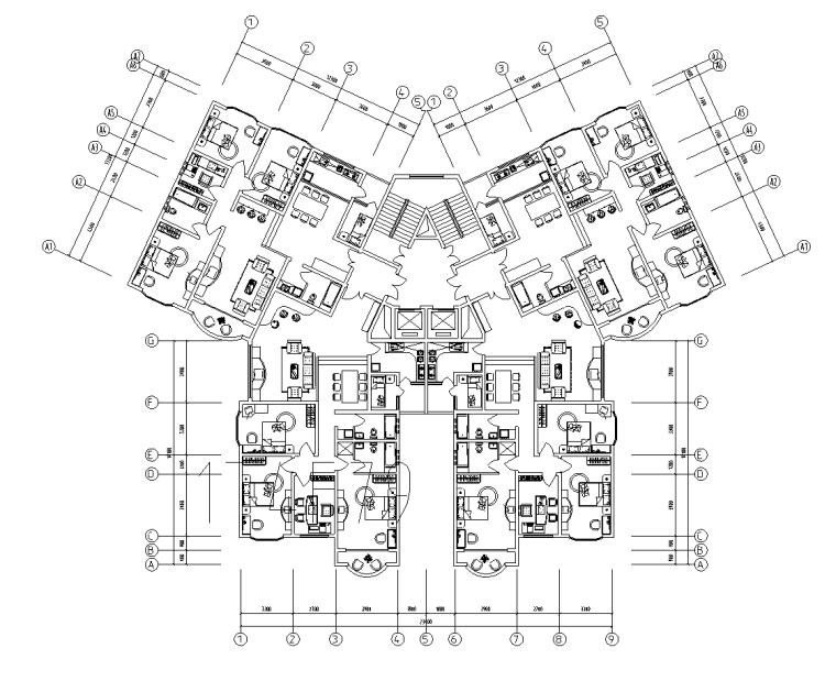 户型平面图