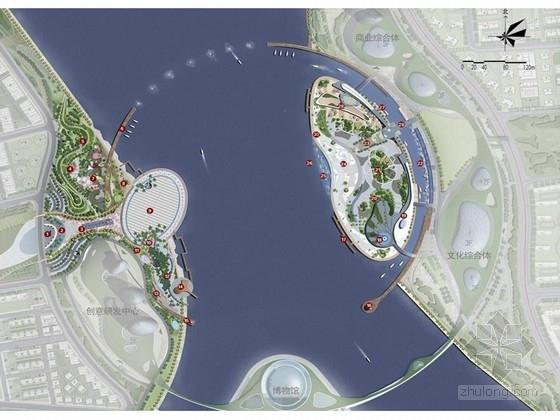 [厦门]市民休闲滨海主题文化公园规划方案