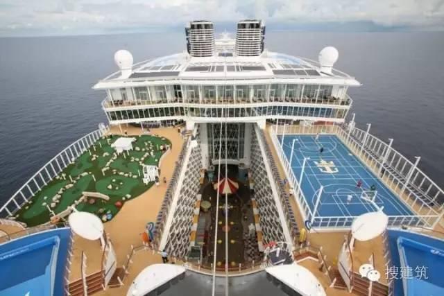 """一座海上的超级巨无霸,把""""公园""""搬到了船上!!_16"""