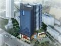 [湖北]现代风格高层商务酒店建筑设计方案文本(知名设计院)