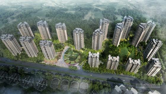 [重庆]剪框结构住宅工程安全监理规划