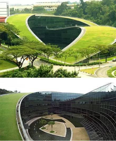颜值时代,细数全球15座最酷最奇特的学校建筑!_2