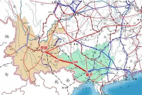 未来14年这些铁路开工,构建八横八纵高速铁路网_9