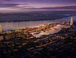 【广东】岭南水城概念城市景观规划设计|AECOM