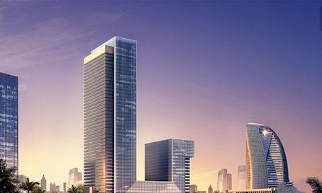 BIM技术应用提升广州东塔项目总包管理水平