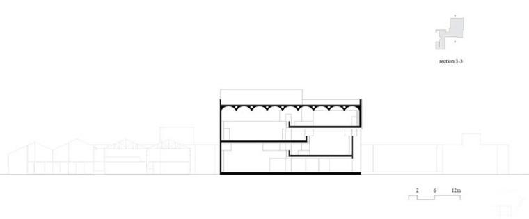 台州旧仓库改造的当代美术馆-16