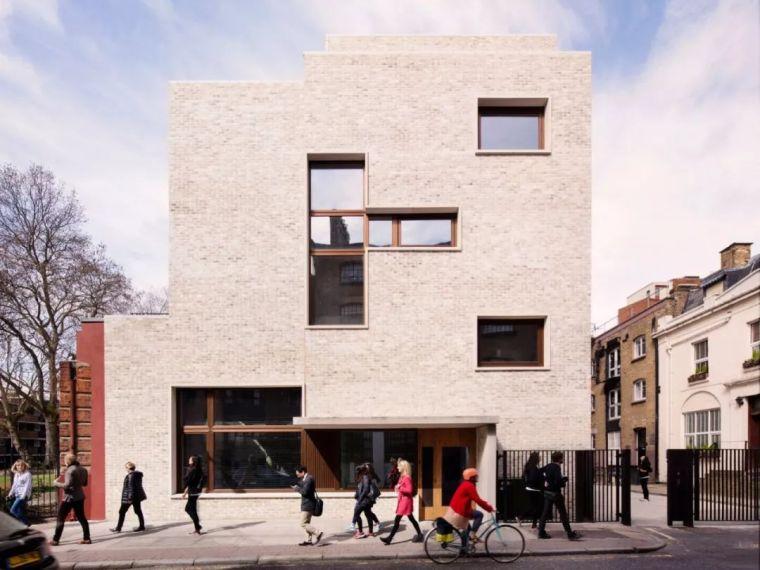 建筑师独立开发的公寓楼,真是好房子!_6