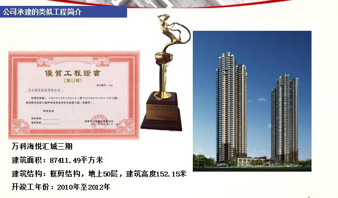 [中天]鲁能城二期项目施工总承包工程项目策划书(共88页)