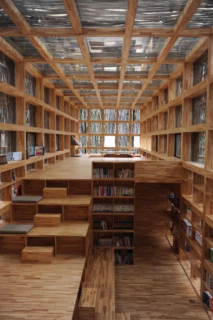 12座设计感超强的图书馆建筑!_23