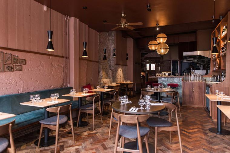 Kudu餐厅—老墙故事