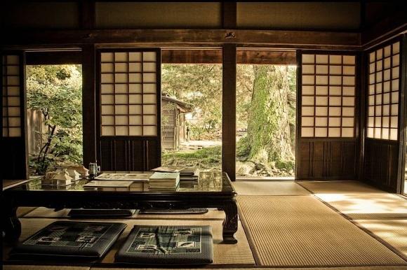 日本独特的室内装修设计,复古带有现代化感!