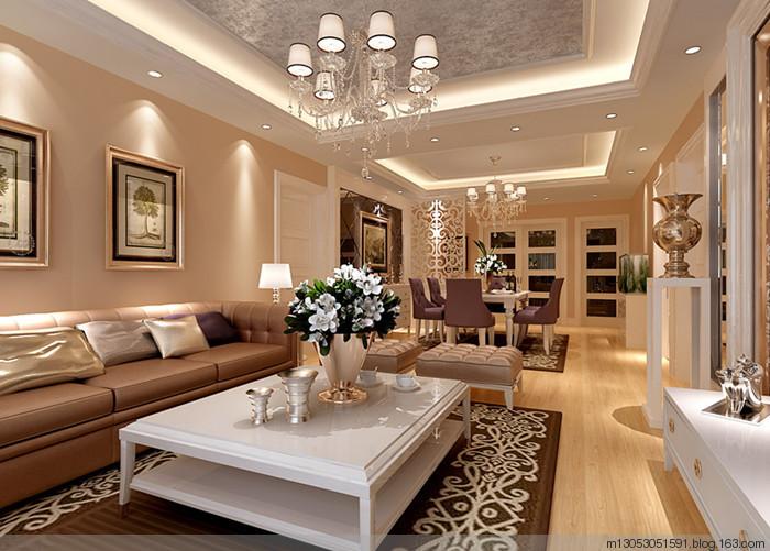 户型 : 三居室 面积 : 145平米 装修类型 : 老房装修 风格 : 混搭