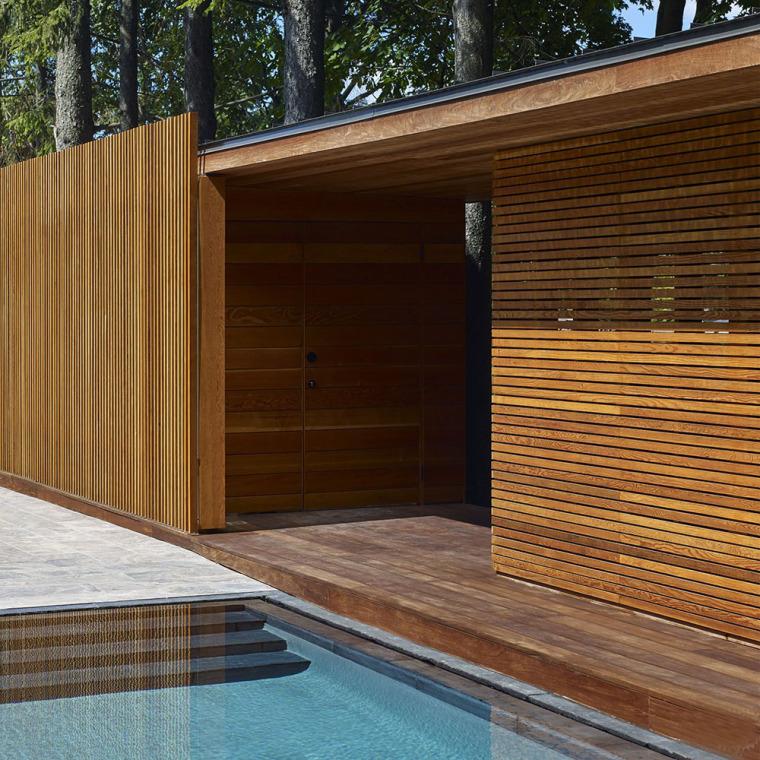 加拿大游泳池木屋-10