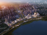 [四川]地域特色文化休闲滨水景观设计方案