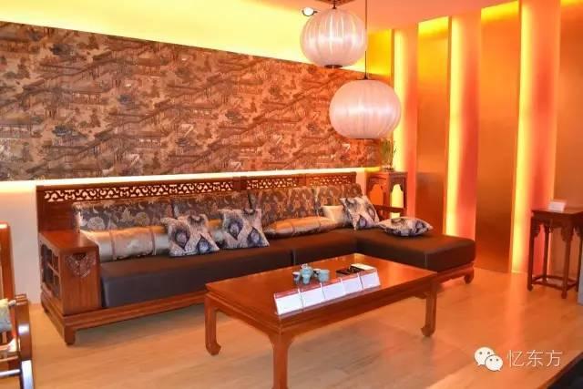 新中式家具软装设计的五大要素