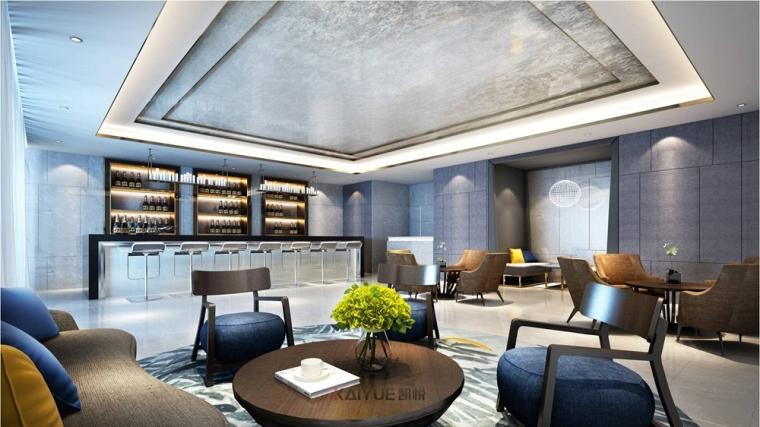 广州泰基工程办公楼装修设计-现代简约装修风格_6