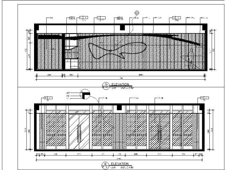 [广东]某主题售楼处全套设计施工图(含效果图)_3