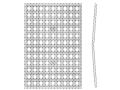 轻屋面点支承平板网架结构设计