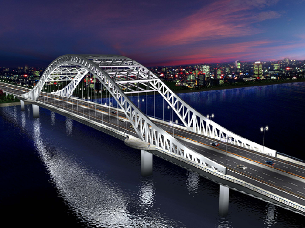 市政工程识图与构造第九章桥梁工程施工图(124页)
