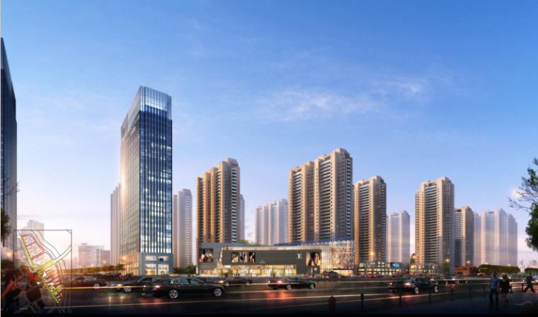 [河南]高层塔式住宅办公建筑设计方案文本(含教育配套)_4