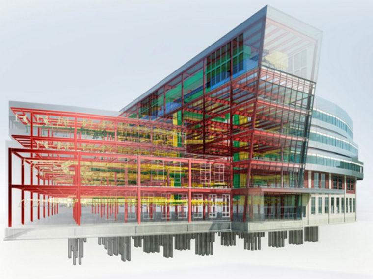 BIM建筑设计行业基础知识