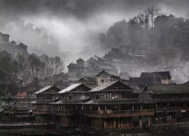 640-万漪景观分享-逐渐消失中的中国古建筑之美第1张图片
