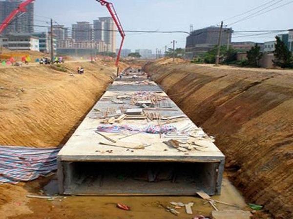 路面大修工程箱涵深基坑开挖支护安全专项施工方案