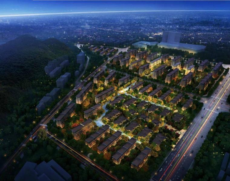 [上海]中式风格居住区建筑概念方案设计(PDF+191页)