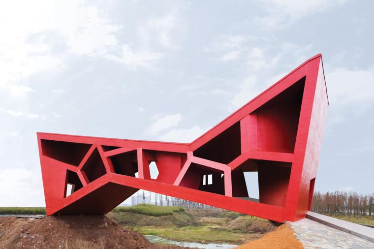 金华曲桥茶楼