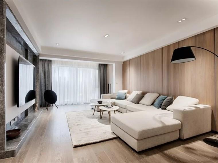 充满现代风格的住宅
