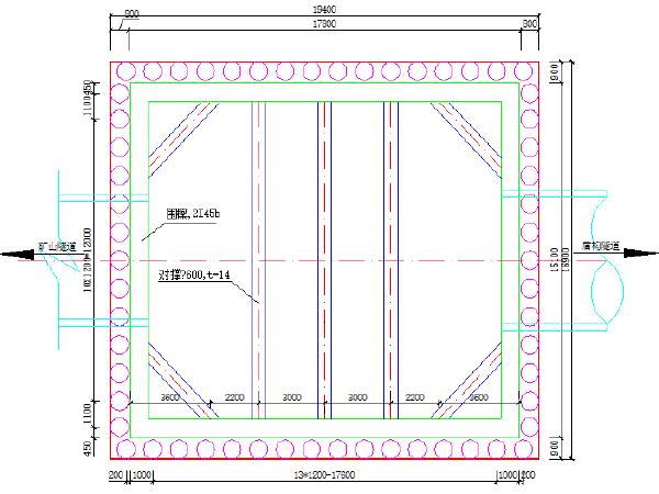 热电中心电缆隧道钻孔灌注桩施工方案