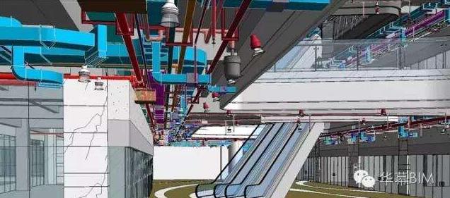 BIM技术在某项目中机电安装综合管线中的应用