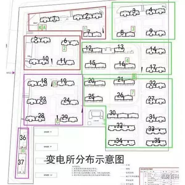 住宅区供配电系统设计方案_2