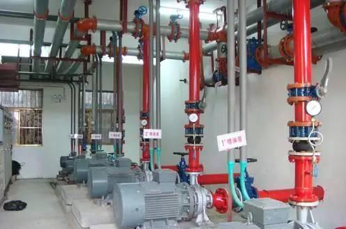 消防泵房的操作规程及维护保养