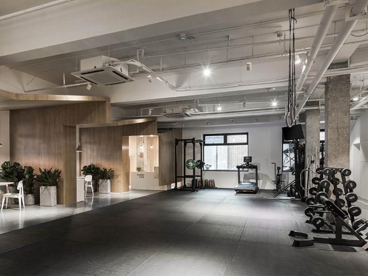 PowerfitStudio跑瓦健身