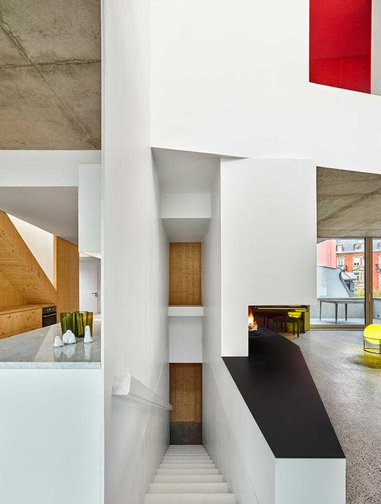 法国斯特拉斯堡办公室与住宅建筑-12