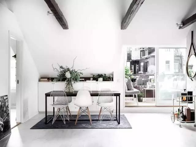 61m²,3间卧房+大露台,这个空间改造,太赞了!