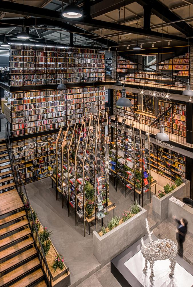 上海Hauser与Wirth书店-8