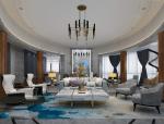 45套精选|现代风格|客厅空间3D模型合辑(上)