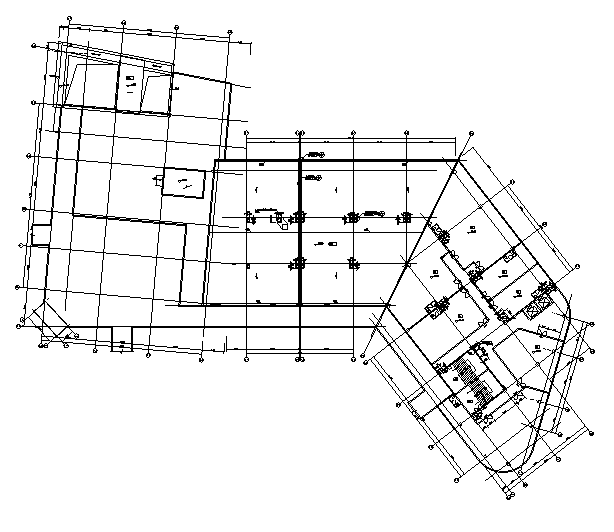 [广东]高层养生商业广场建筑施工图(含全专业图纸)_9