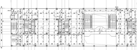 [南方]19层高层综合楼整套平面给水排水设计图(带六级人防)