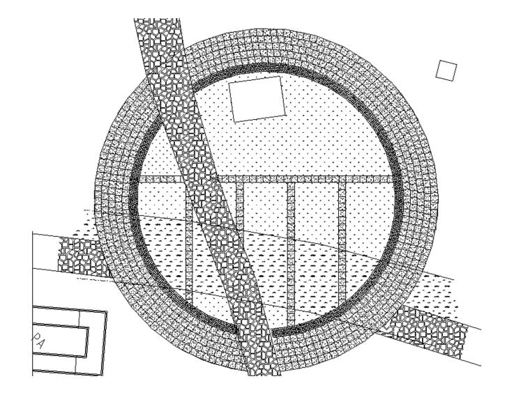 [上海]华丽家族居住区景观全套景观施工图设计(包含CAD+183个)