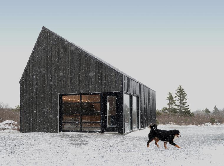 加拿大后湾细木工作室-6