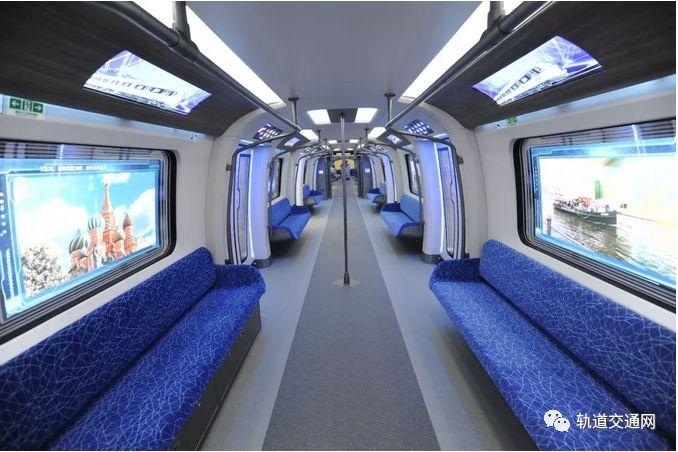 中国中车:新一代碳纤维地铁车辆全球发布!_19