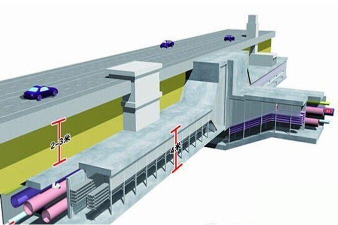 室外道路、综合管廊工程施工组织设计(47页)